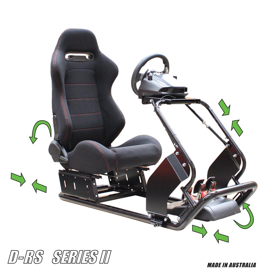 RACING SIMULATOR | D-RS 100BC - S2