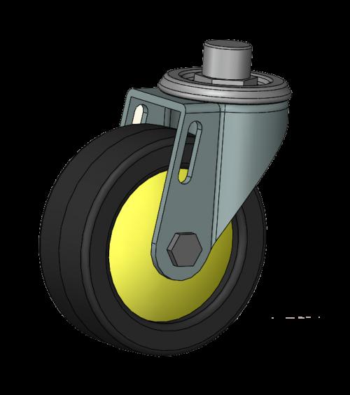 wheel castor