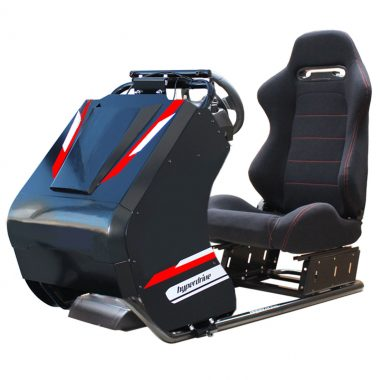 racing driving car simulator D-RS-50BC, racing simulator event hire, racing simulator xbox