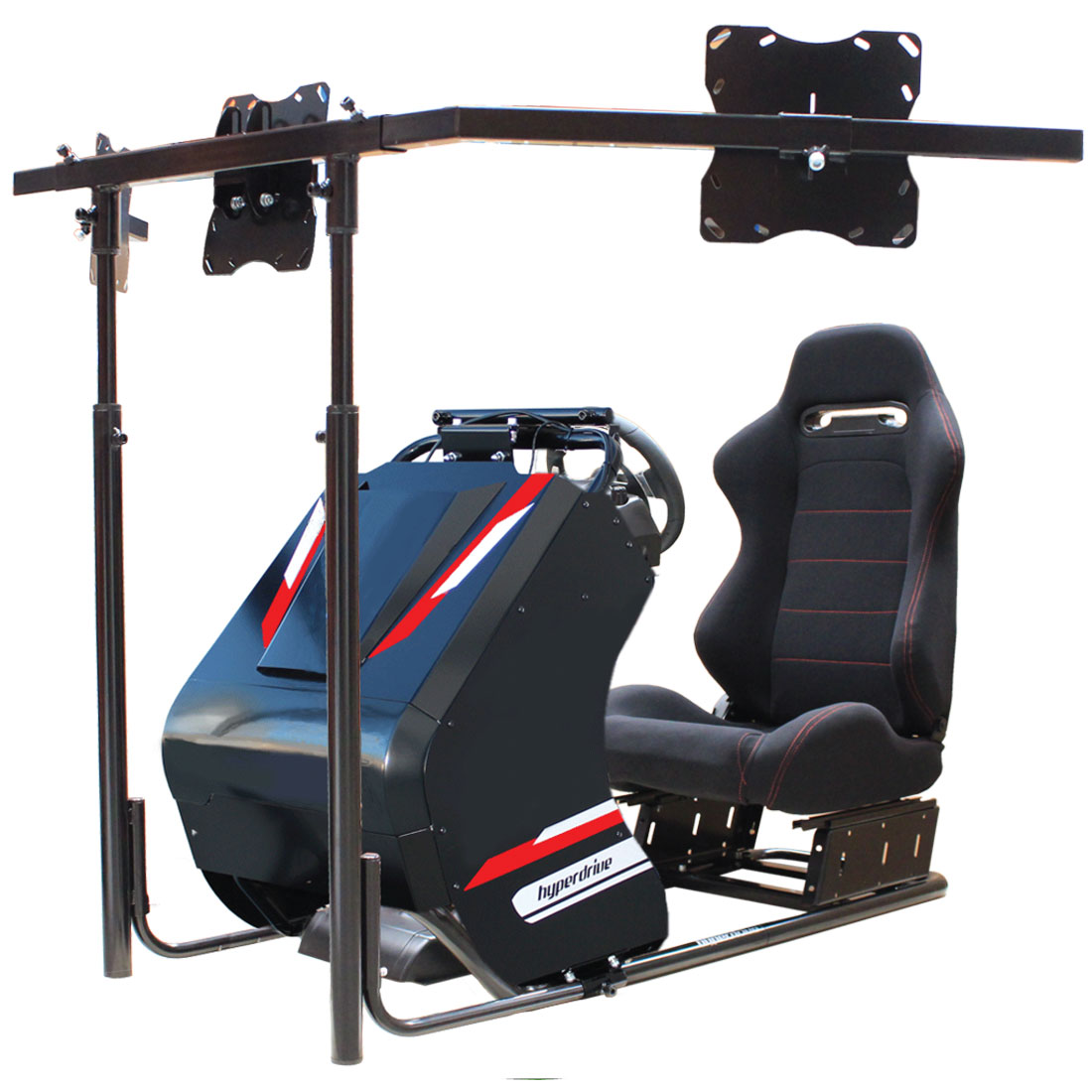RACING SIMULATOR<br>D-RS 300BC – S2