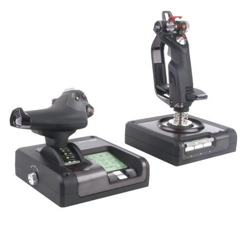 joystick and throttle x-52