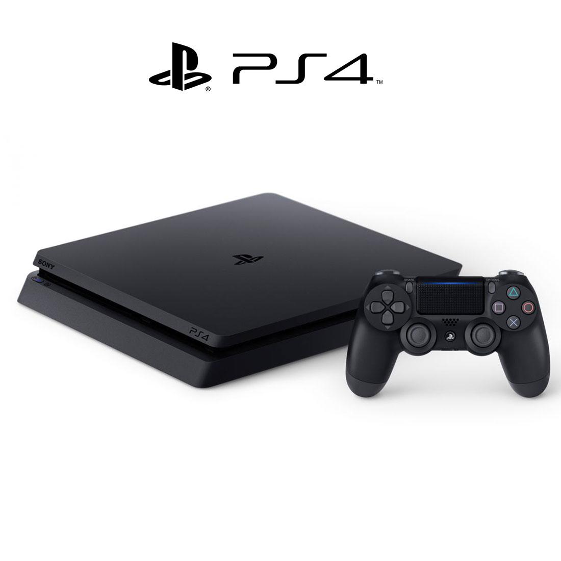 PS4 -S 1TB & TS-XW WHEEL BUNDLE