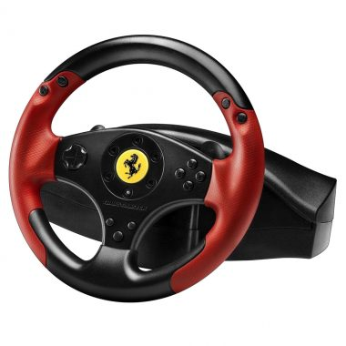 Ferrari Red Legend Edition Racing Wheel For PC & PS3 for sale to Adelaide, Melbourne, Sydney, Brisbane , Perth, Darwin