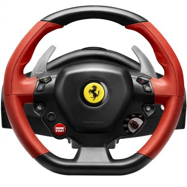 Ferrari 458 Spider Racing Wheel For Xbox One 1 for sale to Adelaide, Melbourne, Sydney, Brisbane , Perth, Darwin