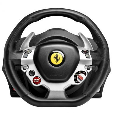 TX Ferrari 458 Italia Edition Racing Wheel For PC & Xbox One 1 for sale to Adelaide, Melbourne, Sydney, Brisbane , Perth, Darwin