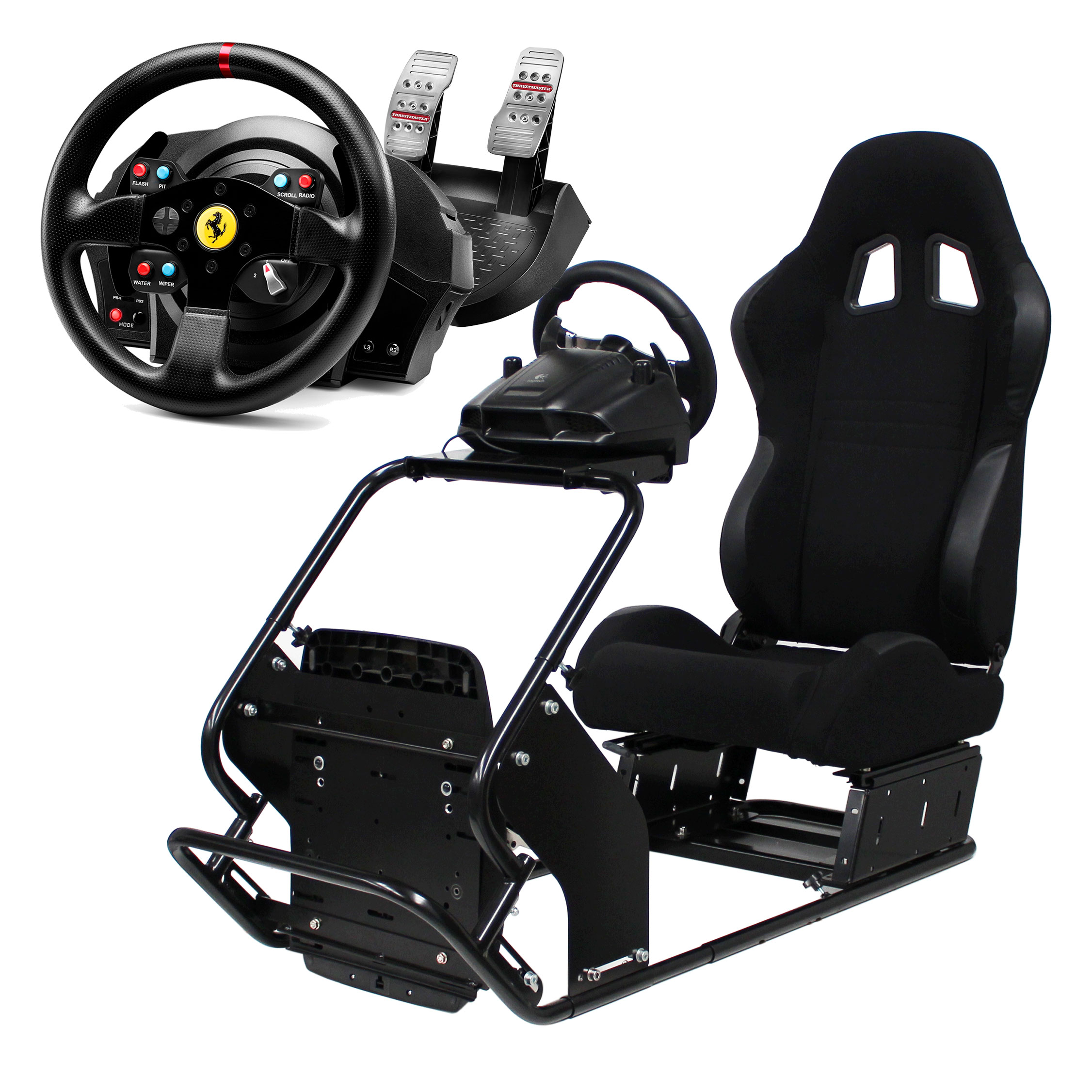RACE SIMULATOR D-RS 0001-S1 & T300 GTE