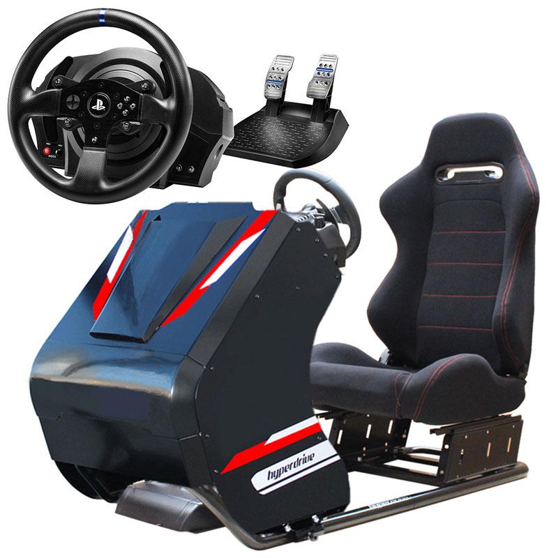 RACE SIM | D-RS50B-S2 T300 GTE