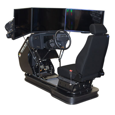 PROFESSIONAL DRIVER TRAINING SIMULATOR