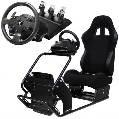 race sim,racing simulator, tx racing wheel, thrustmaster