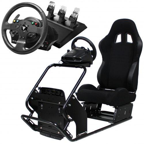 race sim,racing simulator, tx racing wheel, thrustmaster