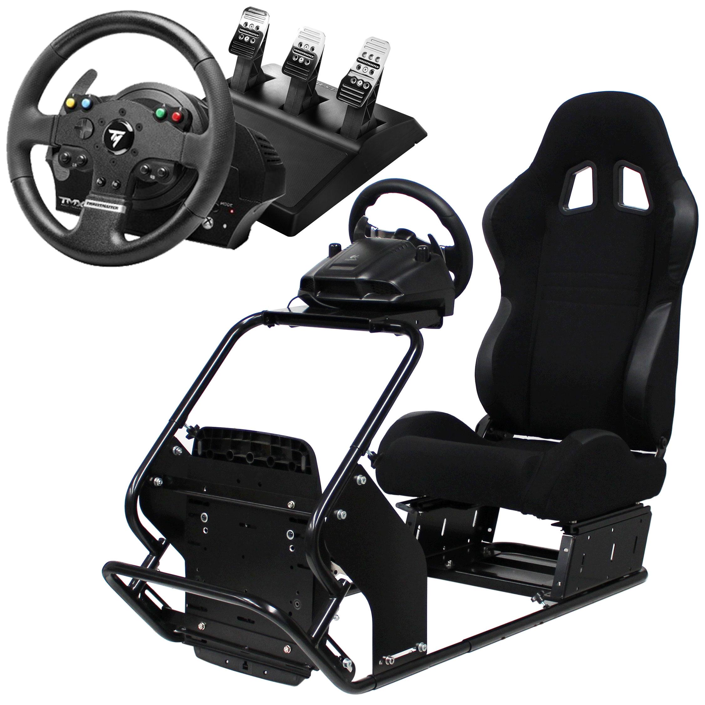 RACE SIM D-RS 0001-S1 & TMX PRO WHEEL