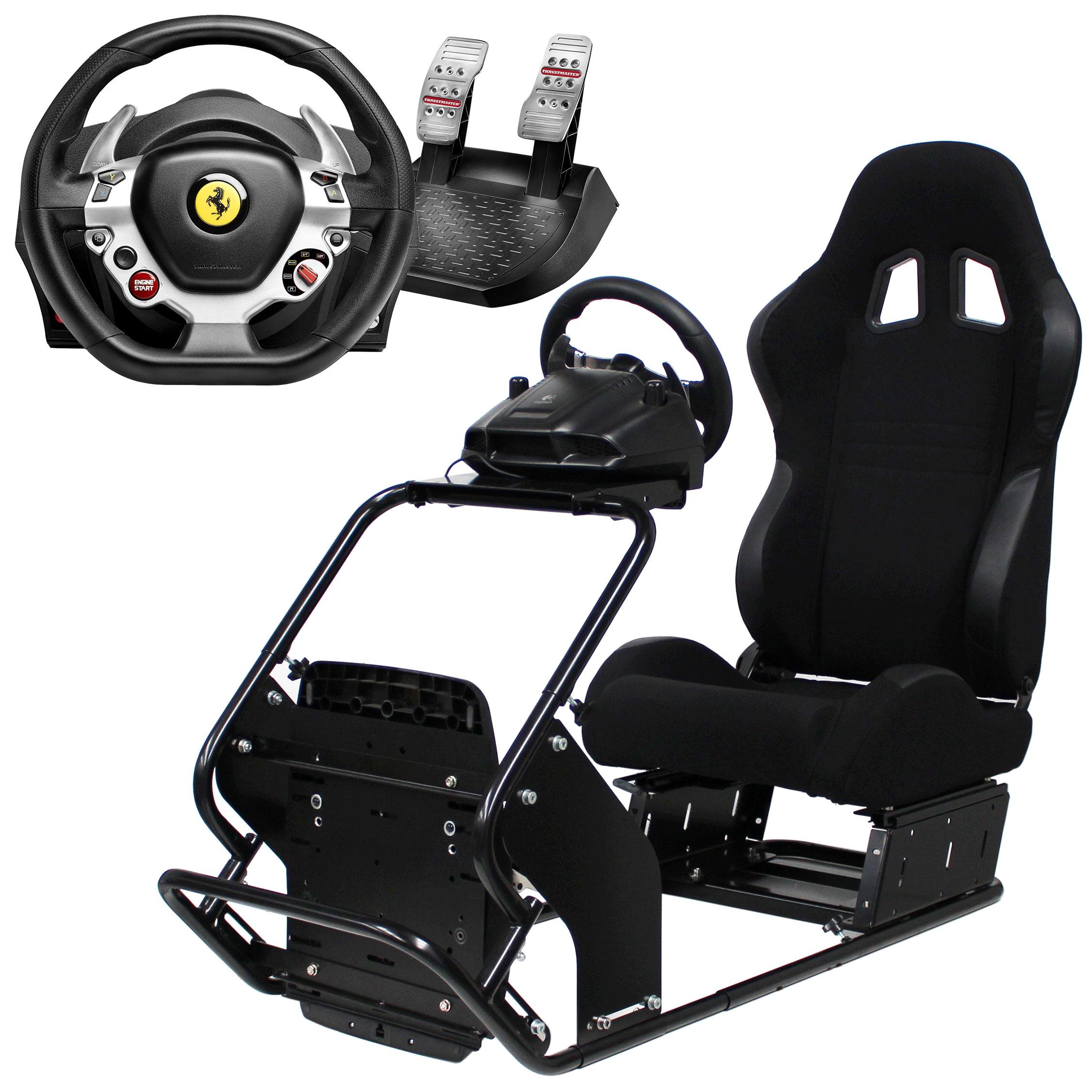 RACE SIM D-RS 0001-S1 & TX WHEEL