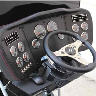 TRUCK & BUS DRIVING SIMULATORS