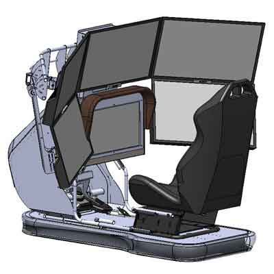 HELICOPTER - MILITARY SIMULATORS